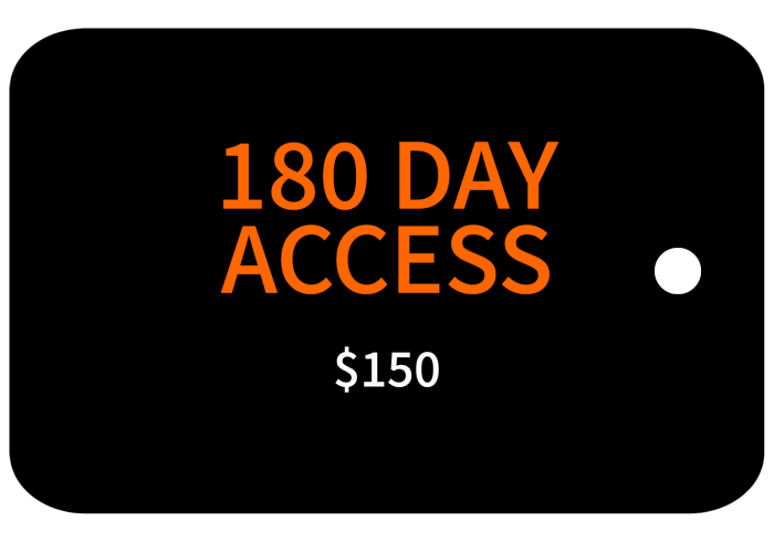 90 Day Access